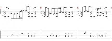 Extreme-Decadance Dance фрагмент ритм-партии с бэндом
