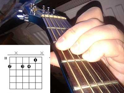 Hm75 аккорд